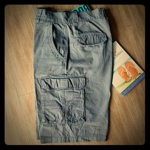 Beverly Hills Polo Club Short Cargo Size 32
